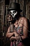 Priestess do Voodoo Imagens de Stock Royalty Free