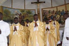 PRIESTLY ПОСВЯЩЕНИЕ Стоковая Фотография RF