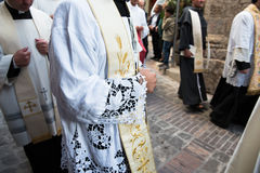 priests Fotografia de Stock Royalty Free