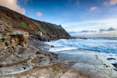 Priests Cove royalty free stock photos