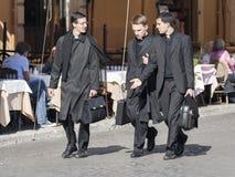 Priests Royalty Free Stock Photos