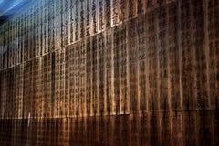 Priez la plaque votive (AME) Kyoto Japon Images libres de droits