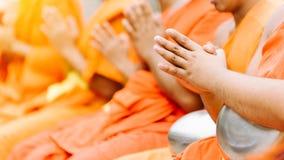 Priez pour la foi photo libre de droits