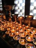 Priez pour le Népal Images libres de droits