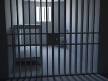 Prigione Fotografie Stock Libere da Diritti
