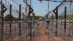 Prigione 4 stock footage