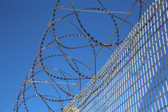 prigione fotografia stock