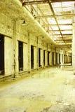 Prigione abbandonata Fotografie Stock