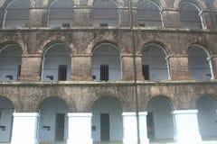 Prigione cellulare Immagini Stock