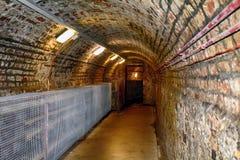 Prigione della strada di Crumlin, Belfast, Irlanda del Nord immagine stock