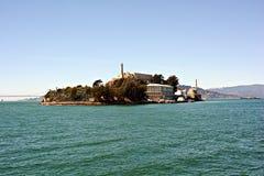 Prigione di Alcatraz, U.S.A. fotografia stock