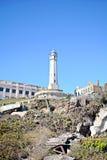Prigione di Alcatraz, U.S.A. immagini stock
