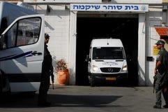 Prigione di Shikma - Israele Immagine Stock Libera da Diritti