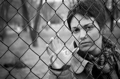 Prigioniero Fotografie Stock Libere da Diritti