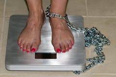 Prigioniero della scala Fotografia Stock Libera da Diritti