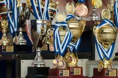 Prijzen en toekenning stock fotografie