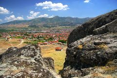 Prilep, Macedonia Royalty Free Stock Photos