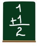 Primärschulezusatz Stockbilder