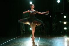 Free Prima Ballerina Of The Mariinsky Theatre Ulyana Lopatkina And So Royalty Free Stock Images - 123342949