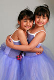 Prima Ballerinas Royalty Free Stock Photography
