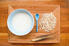 Prima colazione Fotografie Stock Libere da Diritti