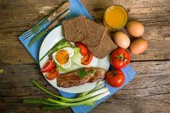 Prima colazione Fotografia Stock Libera da Diritti