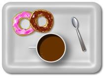 Prima colazione royalty illustrazione gratis