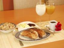 Prima colazione Fotografia Stock