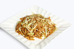 Prima colazione cinese Fotografia Stock Libera da Diritti