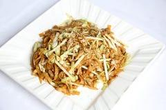 Prima colazione cinese Fotografia Stock