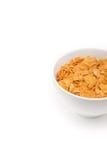 Prima colazione dei fiocchi di mais Fotografia Stock Libera da Diritti