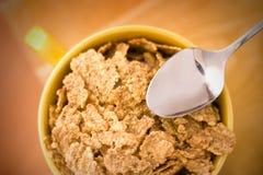 Prima colazione del cereale Immagini Stock Libere da Diritti