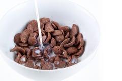 Prima colazione del cereale Fotografie Stock Libere da Diritti