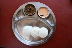 Prima colazione di Ayurvedic Fotografia Stock Libera da Diritti
