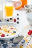 Prima colazione di Healty Fotografia Stock Libera da Diritti