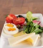 Prima colazione di salute e di base Fotografie Stock Libere da Diritti