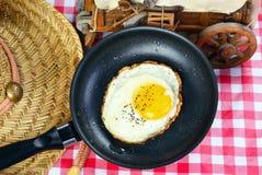 Prima colazione di vecchio stile Fotografia Stock