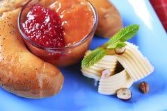 Prima colazione dolce Fotografie Stock