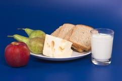 Prima colazione facile Immagine Stock