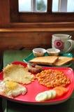 Prima colazione fruttuosa Immagini Stock Libere da Diritti