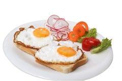 Prima colazione inglese Fotografia Stock Libera da Diritti