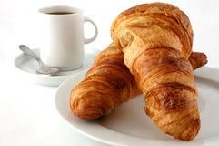 Prima colazione italiana Fotografia Stock