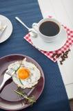 Prima colazione organica del paese Fotografia Stock Libera da Diritti