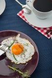 Prima colazione organica del paese Immagini Stock Libere da Diritti
