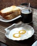 Prima colazione orientale Fotografie Stock