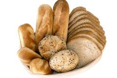 Prima colazione, pane cotto fresco. immagine stock libera da diritti
