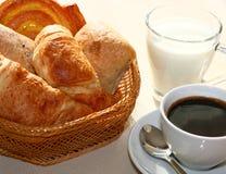 Prima colazione piena di sole Fotografia Stock