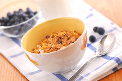 Prima colazione sana immagine stock libera da diritti