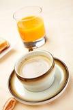 Prima colazione sana Fotografia Stock