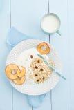Prima colazione sana Fotografia Stock Libera da Diritti